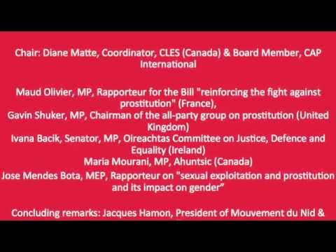 International Abolitionist Conference: MPs on parliamentary developments