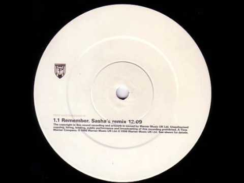 BT - Remember (Sasha's Remix) 1998