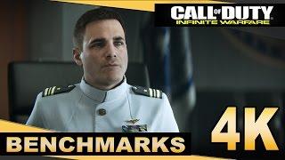 Call of Duty: Infinite Warfare (PC) - 4K Gameplay - 4K Benchmarks [GTX 980ti SLI]