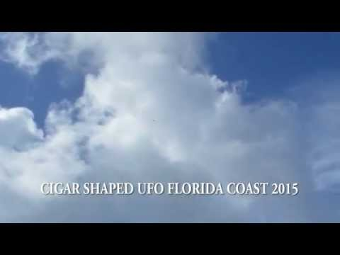 Breaking News! UFO Sightings HD [Boca Raton Florida] Stealth Craft Or Flying Saucer? 5/8/2015