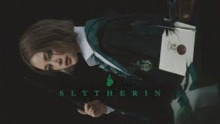 해리포터 슬리데린 메이크업 Harry Potter Sl…