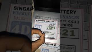 01/05/2019 http://live4d.sg - Singapore  4D result live broadcast wed,sat,sun at6:33pm call +9197015