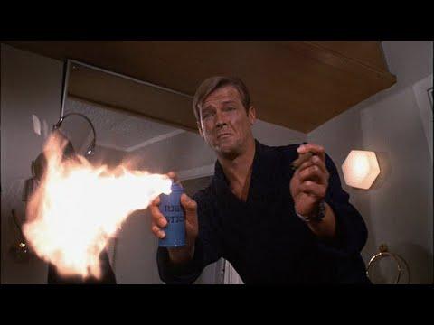 James Bond the Snake Burner [James Bond Semi Essentials]