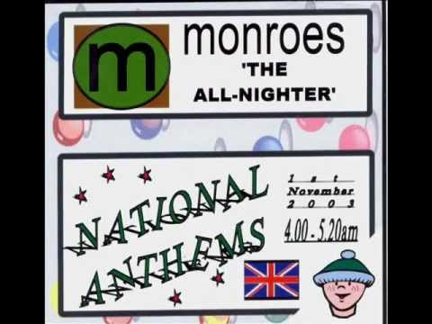 Monroes Allnighter 1st Nov 03