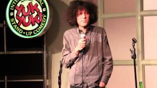 Jon Steinberg - Live Stand-Up Comedy
