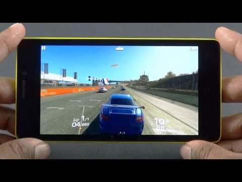 Gionee Elife E5 Gaming Review - Real Racing 3, Asphalt 7,Dead Trigger, Minion Rush & More