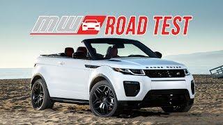 Land Rover Range Rover Evoque Convertible 2016 Videos