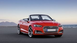 [Hot News] 2018 Audi S5 Cabriolet Essentials Can A Car Be Too Well Executed