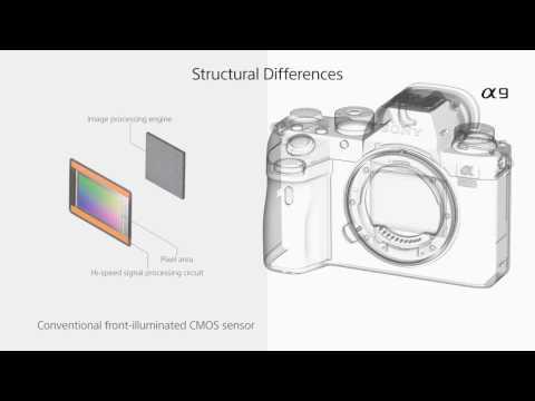 Sony A9 Alpha Exmor RS CMOS Image Sensor Showcase