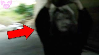 Scary Moments Caught on Camera