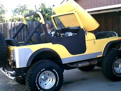 Jeep Wrangler For Sale Nj >> 1976 Jeep cj5 crawler for sale - YouTube