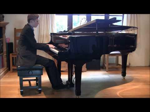 ABRSM Piano Grade 8 2013 - 2014 : B2, Allegro molto e con brio