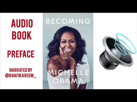 Michelle Obama Becoming Audiobook Mp3