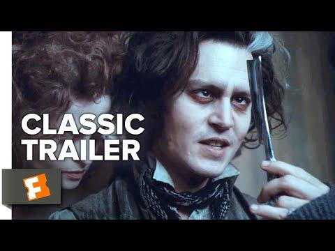 Sweeney Todd: The Demon Barber Of Fleet Street (2007) Trailer #1   Movieclips Classic Trailers