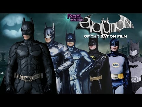 Batman: The Evolution of the Bat on Film