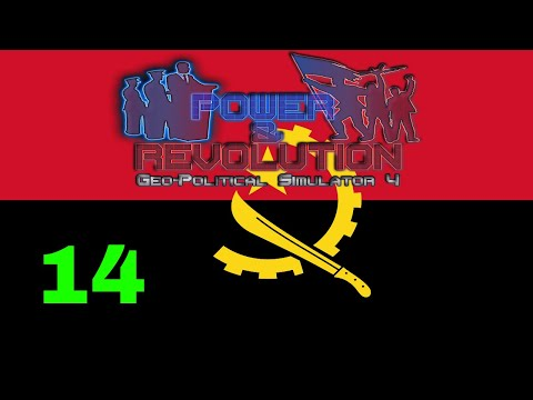 Power and Revolution (Geopolitical Simulator 4) Angola Part 14