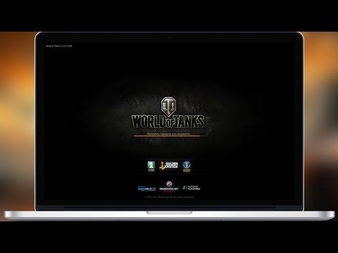 World Of Tanks на Mac