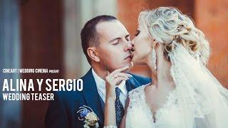 Alina & Sergio | Wedding Teaser