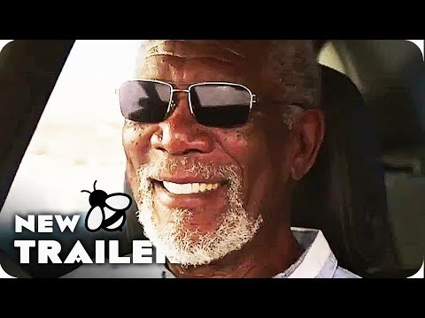 Just Getting Started Trailer (2017)  Morgan Freeman, Tommy Lee Jones Action Comedy Movie streaming vf