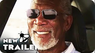 Just Getting Started Trailer 2017 Morgan Freeman, Tommy Lee Jones Action Comedy Movie
