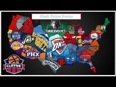 Preview NBA Atlantic Division