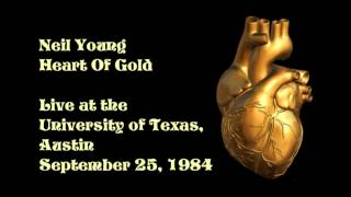 Neil Young - Heart of Gold (live 1984)