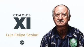 "Luiz Felipe Scolari | ""Few could play football better than Deco"" | Coach's XI"