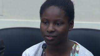 La niña que sobrevivió a Boko Haram