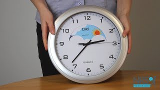 Day And Night Analogue Clock Dementia Care Review