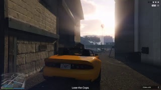 Grand theft auto online grinding solo ep 3