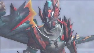 Monster Hunter 4 Ultimate - TGS 2014 Trailer