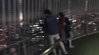 名古屋テレビタワー屋上