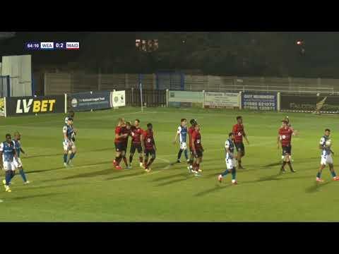 Wealdstone Maidenhead Goals And Highlights