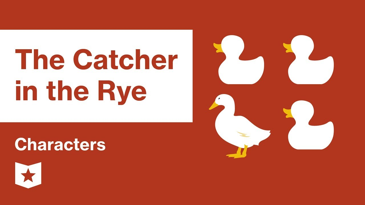 the catcher in the rye character traits