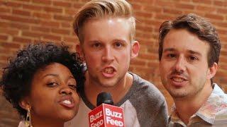 Co-Workers Rap Battle Each Other Part 2