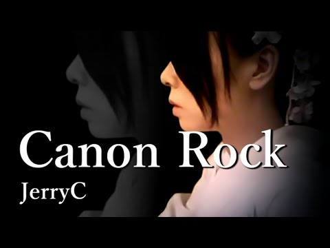 Canon Rock - Piano ver.