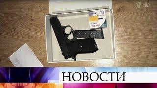 В Киеве СБУ рапортовала о находках, сделанных в офисе правозащитницы Елены Бережной.