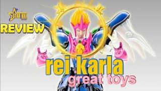 leiga o rei karla great toys action figure cloth myth shurato compre base stand para seu action figure 1 ...