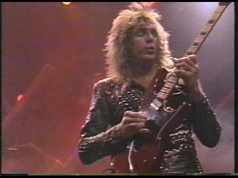 Judas Priest - The Hellion/ Electric Eye [HQ] (Live in Detroit 1990)
