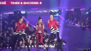 Download [TAS][Vietsub] Dara - Kiss (ft. CL) [NOLZA CONCERT] MP3 song and Music Video