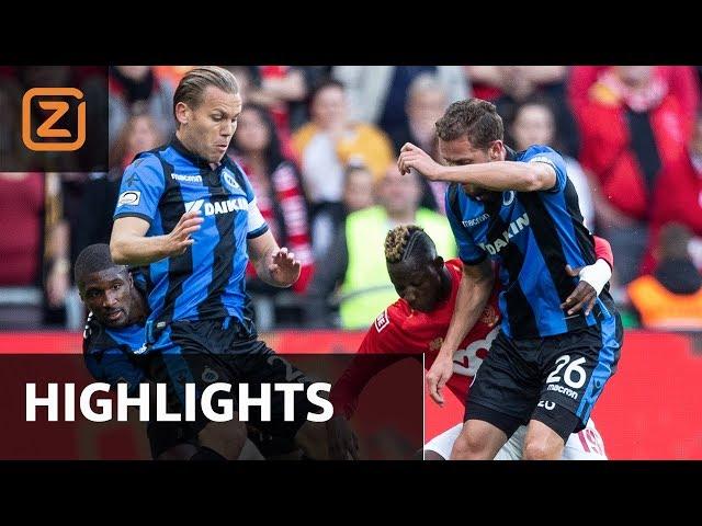 Samenvatting | Standard Luik - Club Brugge | 07/10/2018