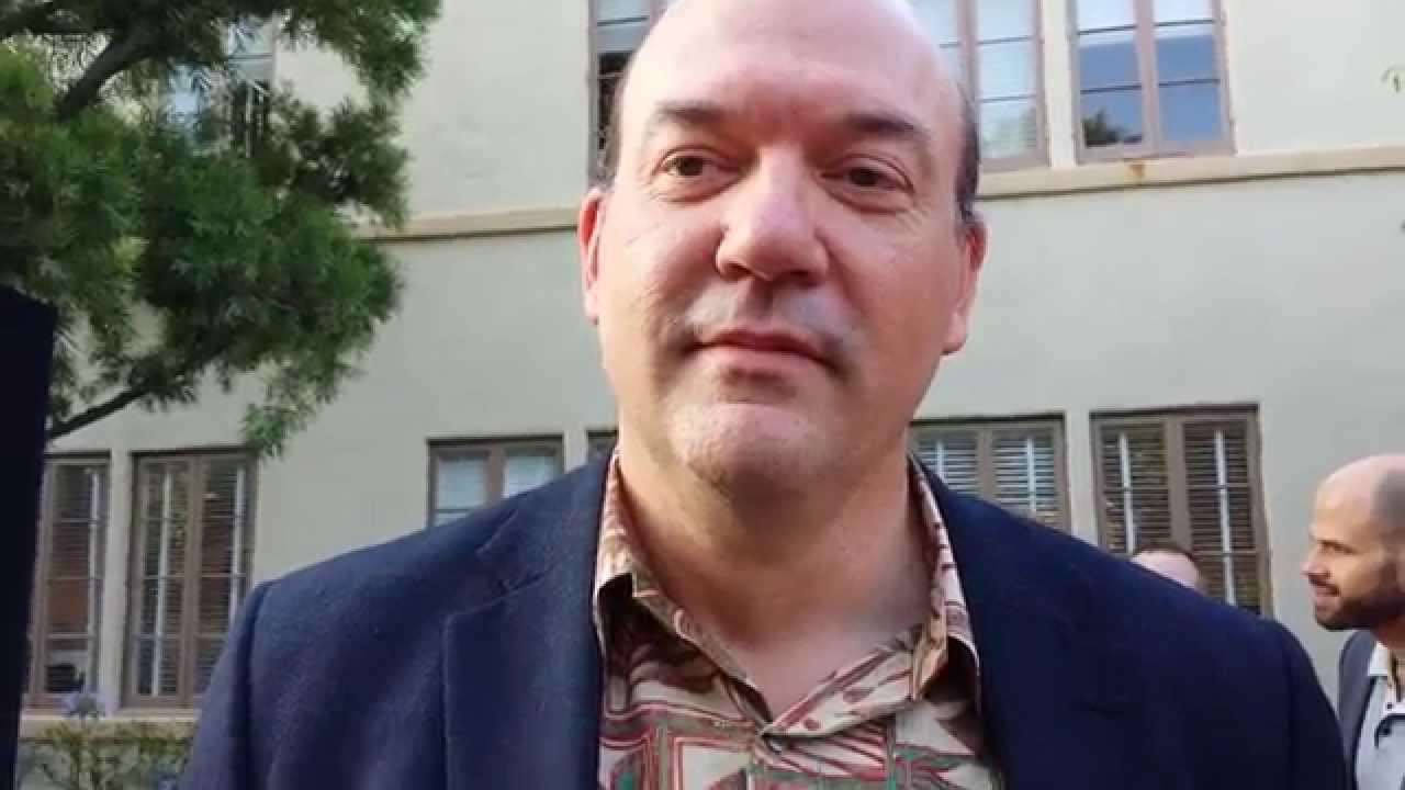 John Carroll Lynch bald