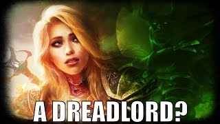 What if Jaina Proudmoore Seriously was a Dreadlord?