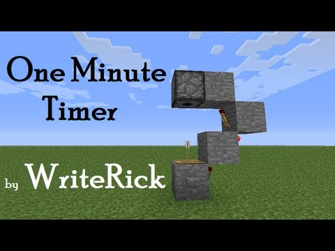 set timer one minute