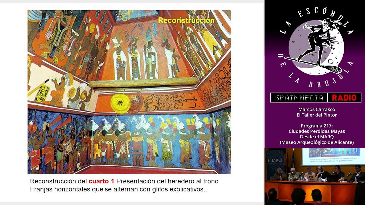 El Taller Del Pintor Los Murales De Bonampak Youtube