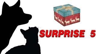 CAT GAMES - HOLIDAY SURPRISE 5 (FOR CATS ONLY)