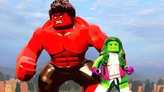 ХАЛКИ в LEGO Marvel's Avengers