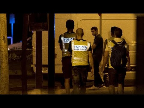 Thumbnail: Van attacks in Barcelona and Cambrils linked to blast in Alcanar