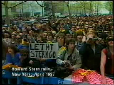 Howard Stern The Late Show part 2