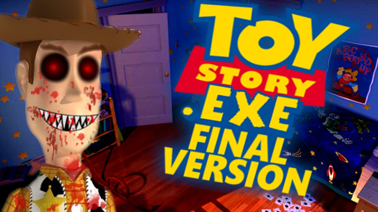 Toy Story Exe Final Version Childhood Destroyed Forever